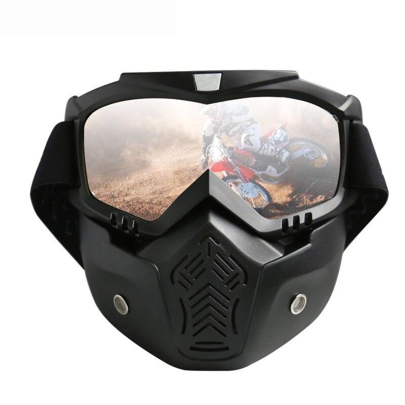 Мужские и женские лыжные маски для сноуборда, лыжные очки для снегохода, очки с черепом, ветрозащитные мотоциклетные защитные очки для мото...