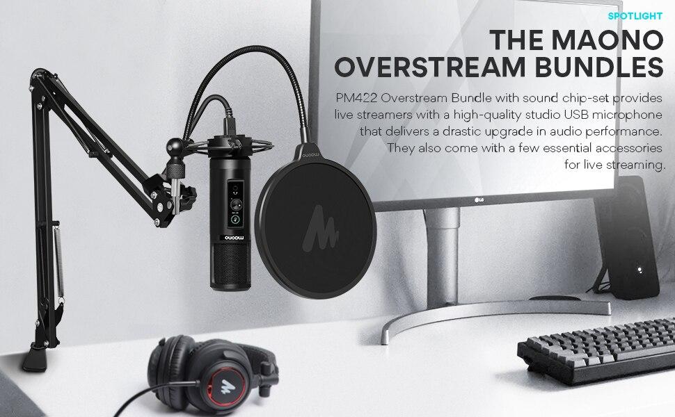 MAONO AU-PM422 Condenser Microphone 5