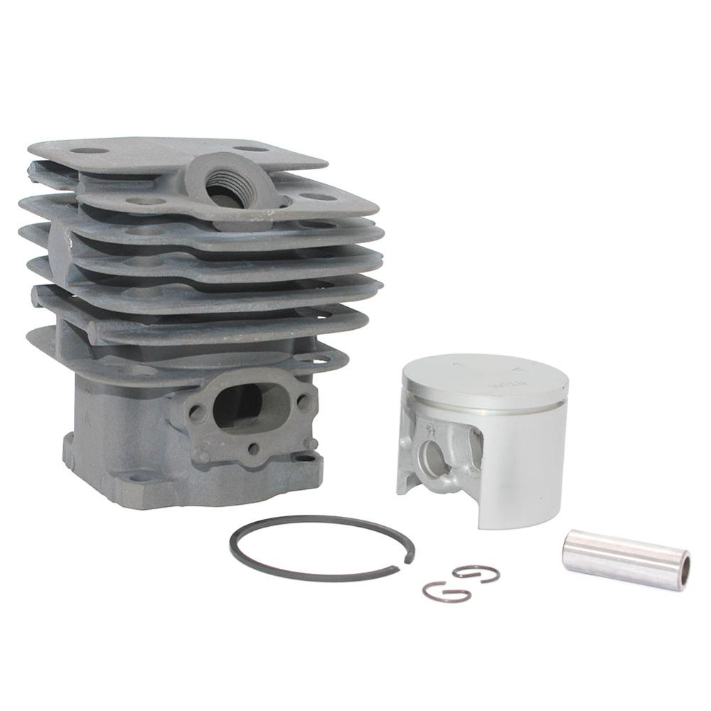 Cylinder Piston Kit 44mm For Sachs Dolmar 111 115 115i PS-52 Dolmar PN 027 130 030 027 130 032