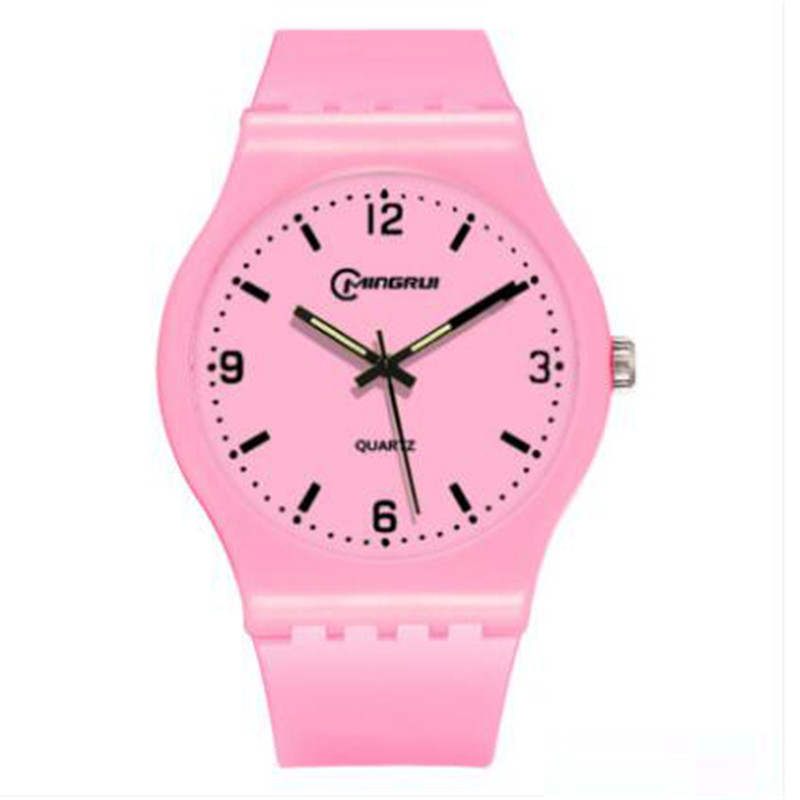 Children Watch Fashion Kids Watches Candy Color Student Watch Children Wristwatch Kids Quartz Watch