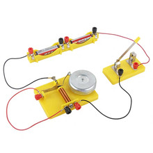 bell experimental circuit electromagnetic relay exprimental equipment physical electrical experiment equipment