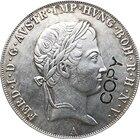 1837 Austria 1 Thale...