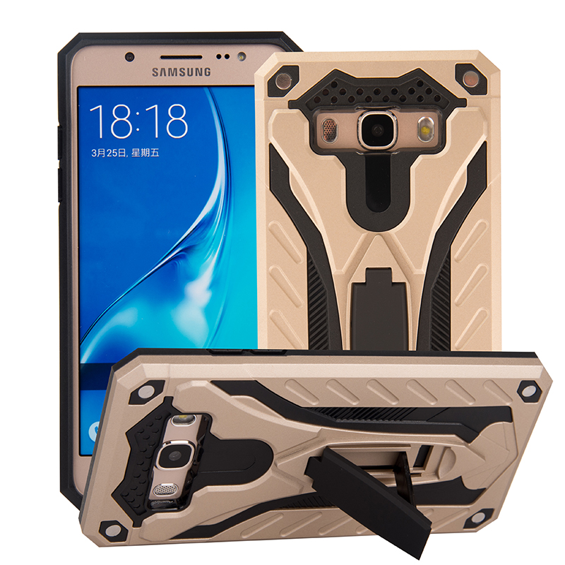 2 in 1 Anti-knock Armor Case Cover for Samsung j4 j6 j8 2018 <font><b>j2</b></font> j5 prime j3 j5 j7 2017 j330 j530 j730 Shockproof Rugged Cases image