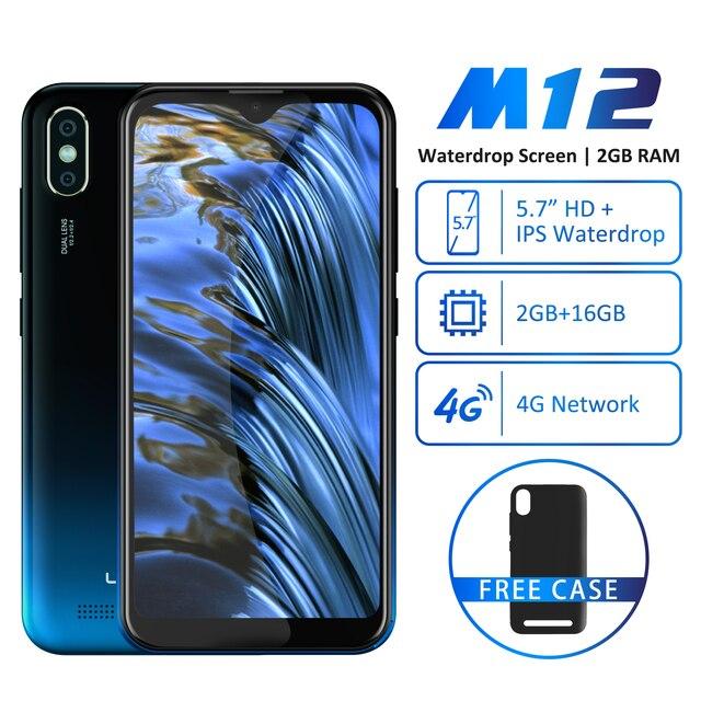 Мобильный телефон LEAGOO M12 5,7