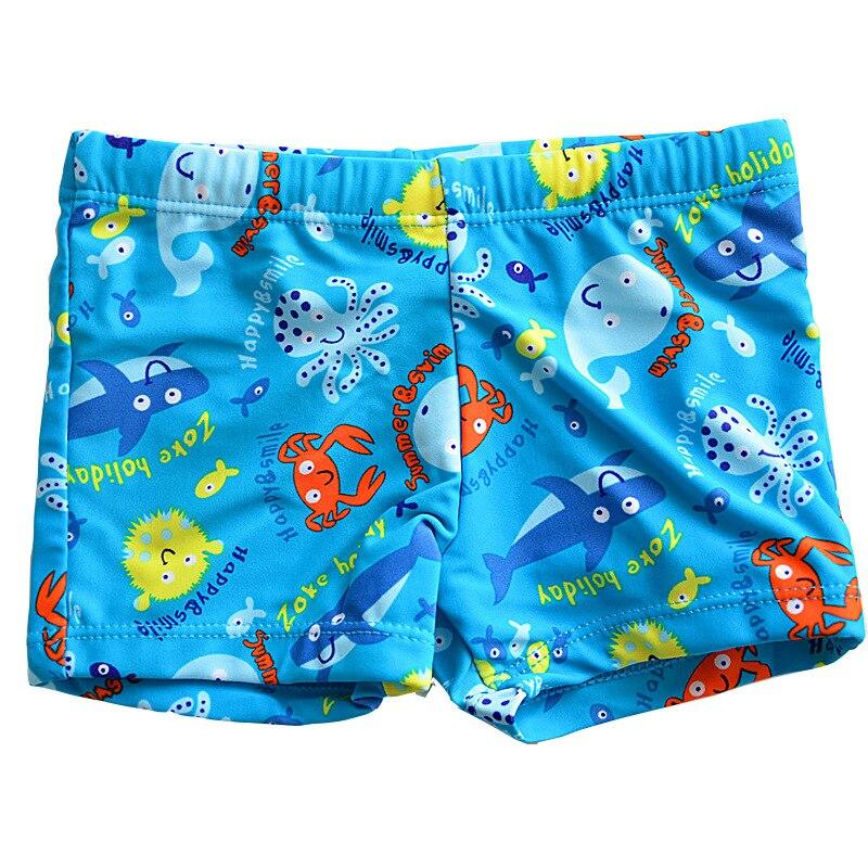 Micro Boy Blue Furry Ball Small Fish AussieBum Infants Small Children KID'S Swimwear