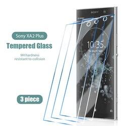 9H 1/2/3 Pedaço de Protetor de Tela para Sony Z5 Premium Z1 Z2 Capa Z Vidro Temperado Filme de Vidro para Sony Xperia Compact Z4 Z3 Plus