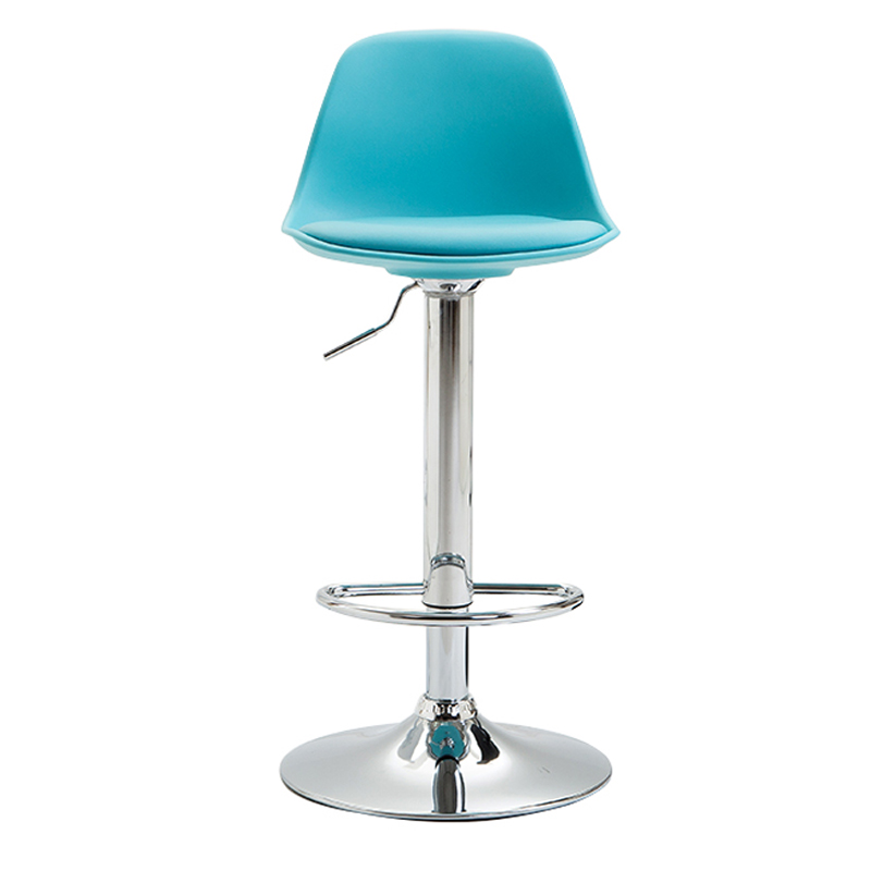Stylish And Simple Cashier Bar Chair Lift High Stool Front Desk Rotating Creative Bar Stool High Chair