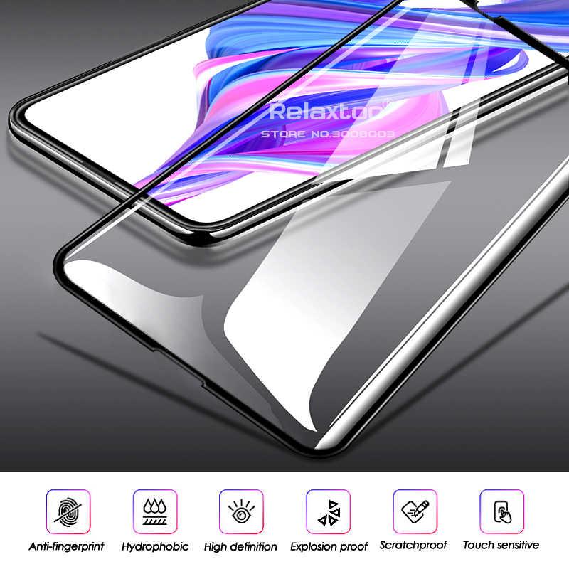 9 9h プレミアム強化ガラス Huawei 社の名誉 9X スクリーンプロテクター名誉 9X ガラス名誉 9 × 9XPro x9 X9Pro 6.59 ''保護フィルム