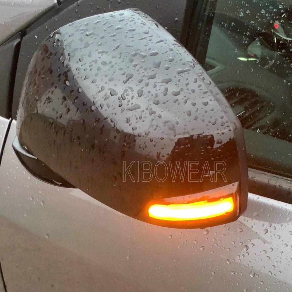 Intermitente dinámico para Renault Megane MK3 Scenic Fluence Latitude 2009 2015 LED, luz de flecha secuencial, señal de giro, 2010, 2011, 2014