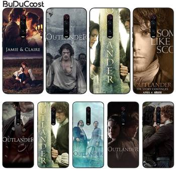 TV Series Outlander Jamie Fraser Phone Case for Xiaomi Redmi note 8 pro note9 pro for Redmi Note5 7 Note6Pro image