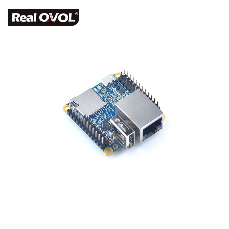 Image 2 - RealQvol FriendlyARM NanoPi NEO2 v1.1 LTS Development Board faster than Raspberry PI 40X40mm (512MB/1GB DDR3 RAM) ARM Cortex A53-in Demo Board from Computer & Office