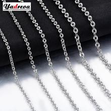 Fashion Stainless Steel  Necklace Men And Women Jewelry