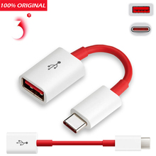 Type-C to USB OTG Cable for OnePlus 7 7pro 6 6T 5 5T 3 3T 10cm Type-c Converter Data Transfer Adapter Connection
