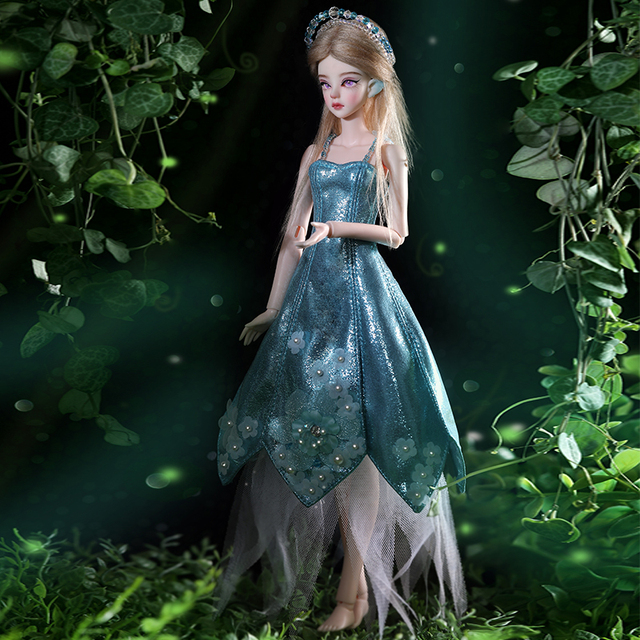 Shuga Fairy Tate 1/6 BJD Doll Resin Toys for Kids Surprise Gift for Girls Birthday Doll  Accessories YOSD Tiny Cute Toy 5