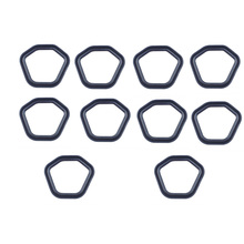 10 pcs Cylinder Valve Gasket Head Cover for Honda GX270 GX390 GX340 GX240 Chinese 188F Gasoline Generator Engine ef6600 mz360 cylinder head gasoline generator parts replacement