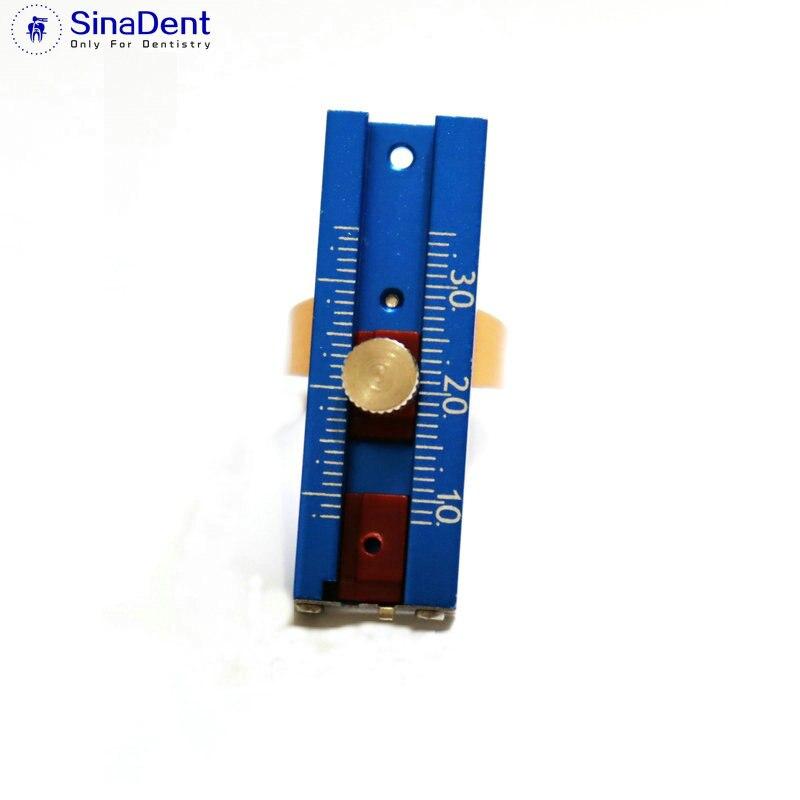 medicao odontologica dentaria dental dedo regua autoclave deslizante 05