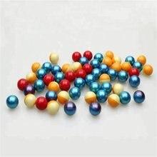 Bolas de paintball de 0.68 polegadas, nível de competição cs, tiro, 1.73cm, bolas de paintball com 2,000 peças/papelão
