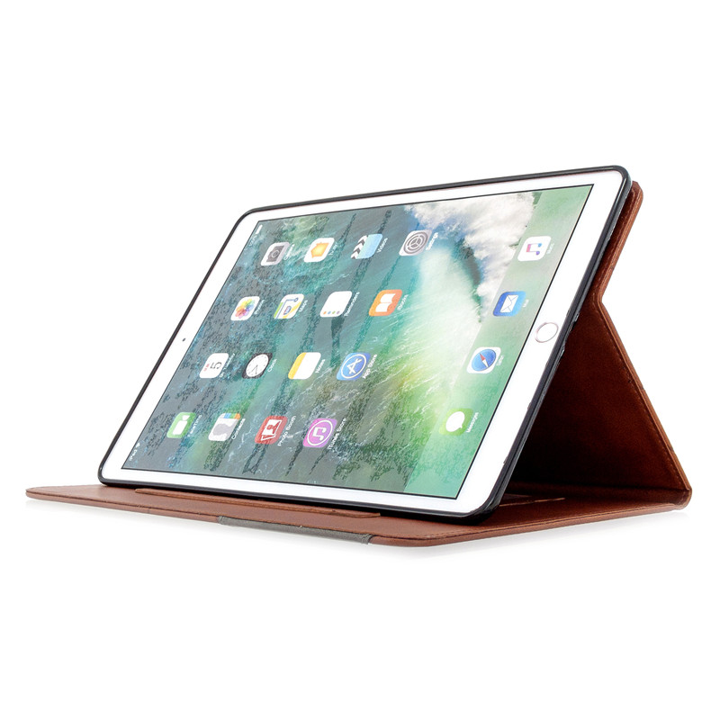 Luxury Flip PU Leather Tablet Case For iPad 10 2 2019 Wallet Stand Funda For iPad