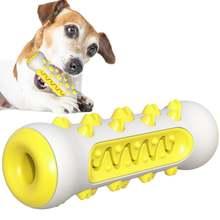 Новый продукт горячая Распродажа зубная щетка для собак молярная
