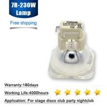 Alto brilho kaita para P VIP 180 230/1.0 e20.6n e20.6 para osram 100% nova lâmpada do projetor compatível