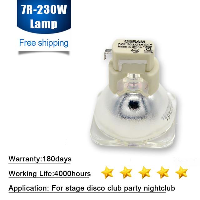 高輝度kaita P VIPのため 180 230/1。0 E20.6nためE20.6 オスラム 100% 新しい対応プロジェクターランプ電球