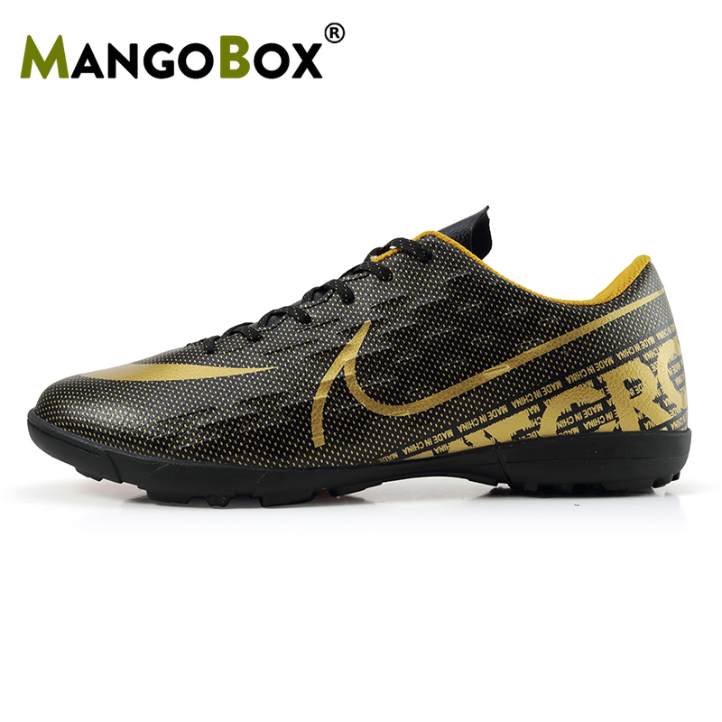Soccer-Shoes Sneakers Football-Boots Designer Kids Brand Indoor Men for Low-Top Woman