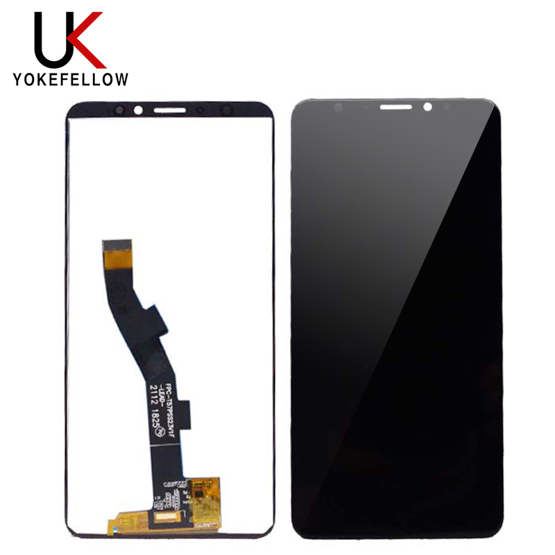 Screen For Meizu M8 LCD Display With Touch Screen Assembly For Meizu M8 LCD Screen