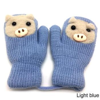 Γάντια μωρών με Πλήρες δάχτυλο σε διάφορα σχέδια Παιδικά Ρούχα Ρούχα MSOW