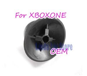 Image 3 - 60 шт. Оригинальный OEM черный аналоговый джойстик контроллер крышка джойстика с грибовидной головкой чехол для контроллера xbox one