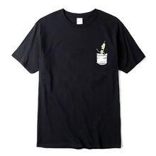 Xin yi Мужская футболка высокого качества 100% хлопок крутая