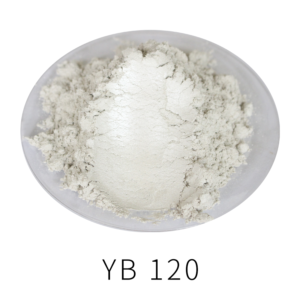 50g Glossy White Type 120 Pearl Powder Acrylic Paint Pigment For DIY Soap Automotive Art Crafts Dye Colorant Mineral Mica Powder