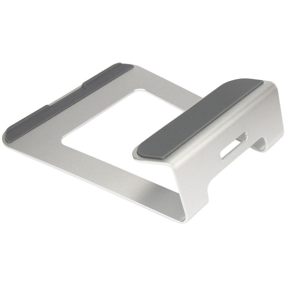 CARPRIE mystérieux Noble argent ordinateur portable support en alliage d'aluminium support de tablette support pour iPad Macbook Air/Pro support en métal