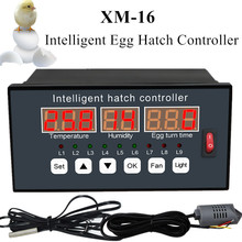 XM-16 Automatic egg incubator Intelligent Egg Hatch Controller Hatchery Machine Incubator Controller Egg Brooder Accessor 40%off