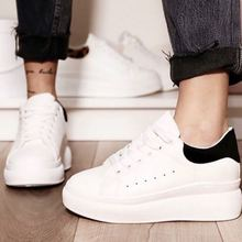 [ GOGD ]HOT Women Sneakers 2020 Fashion Breathble Vulcanized Shoes