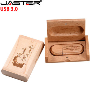 JASTER usb3.0 Maple wood+box u