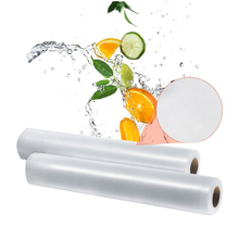 Vacuum Sealer Roll Food Storage Commercial Grade Protection Bag 2Pc