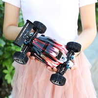 RC Car 1/18 4WD High speed Off Road Rock Crawler RTR 70km/h RC Car Updated 2.4G Radio Control Truck RC Toys kids gift