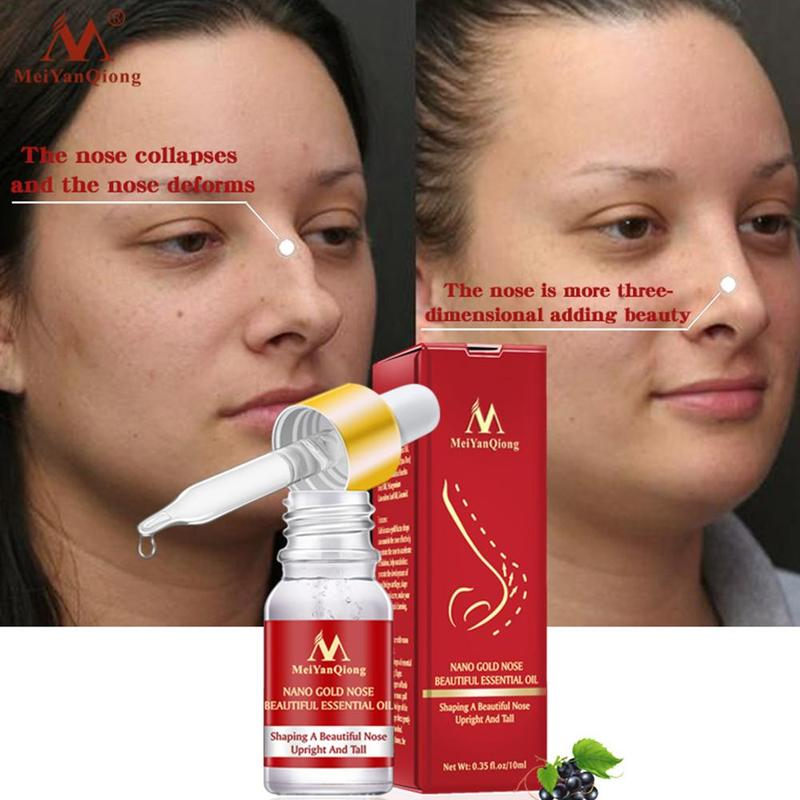 Nose Lifting Up Oil Tightening Beauty Nose Care Ma
