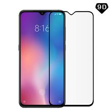 9H 5D Full Cover Tempered Glass For UMIDIGI F1 PLAY Screen Protector For UMIDIGI F1 PLAY 6.3 Inch Protective Film Tempered Glass(China)