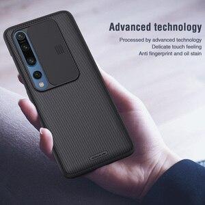 Image 3 - Nillkin CamShield funda deslizante para cámara, para Xiaomi Mi 10 Mi10 Pro, funda protectora para lente