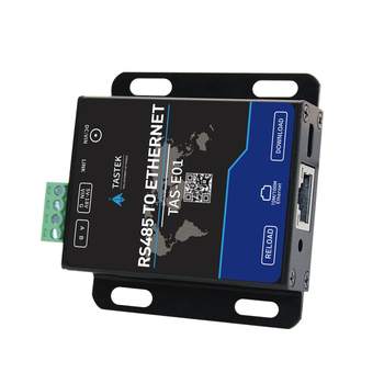 Последовательный оральный сервер RS485 к модулю Ethernet RJ45 Однопортовый UDP Коммуникационный Modbus к TCP