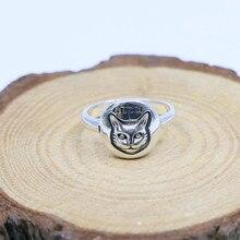 Кольцо из стерлингового серебра