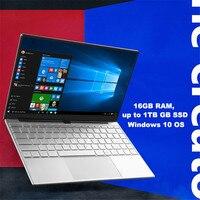ram 32g ssd 14.1 אינץ מתכת מעטפת 16GB RAM Windows 10 מחשב נייד אינטל 3867U הסטודנטים מחברת Dual 1TB SSD WiFi Band עם 32G כונן פלאש (2)