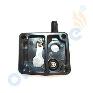 6G1-24412-01 FUEL PUMP BODY For Yamaha Parsun 3HP 6HP 8HP 9.9HP 15HP Outboard Engine partsBoat Motor Aftermarket parts 6G1-24412(China)