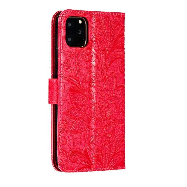 Étui en cuir Pour iPhone 7 8 Plus XR X XS Max 11 Pro 12 Max SE 2020 Magnétique Flip Portefeuille Carte fente Support En Silicone souple Couverture Arrière