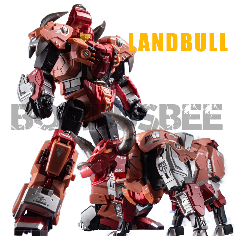 4x Transforming Action Figure Change from Animal Toy to Robot Toy in Seconds