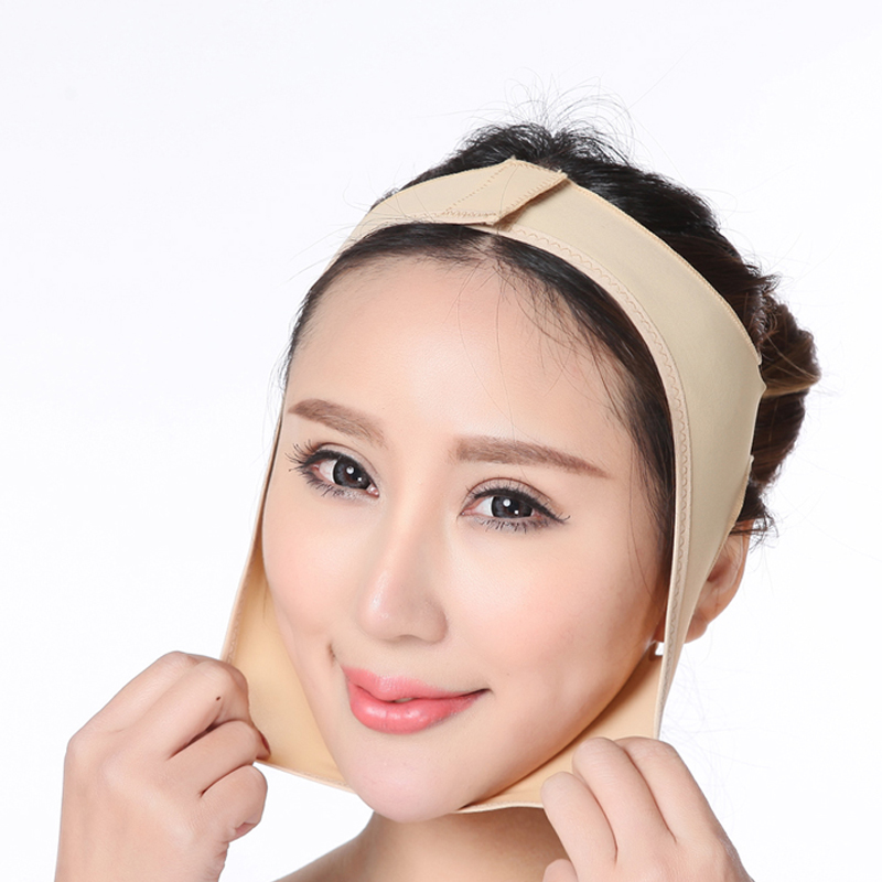 Delicate Facial  Mask Cheek Chin Neck Slimming Thin Belt Strap Beauty Delicate Facial Thin Face Mask Slimming Bandage A305