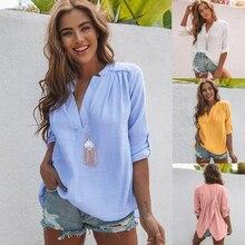 2020 new women's pregnant women's tops women's autumn long-sleeved casual blouse tops women's clothing
