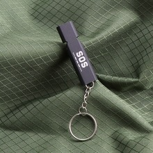 Edc-Tool Frequency-Whistle Multifunctional Earthquake Outdoor Portable Camping SOS 2pcs