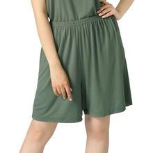 Женские летние повседневные свободные брюки в стиле ретро Пижамные